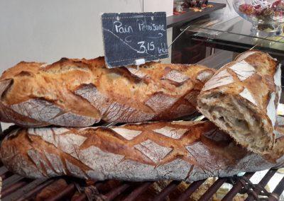Des pains pétrisane