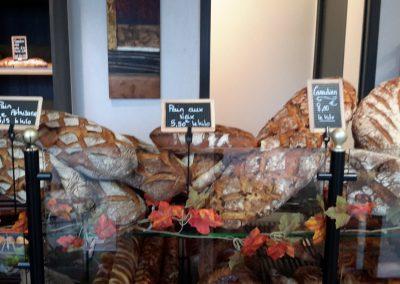 Des pains de toutes tailles